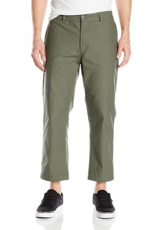 Obey Men's Lagger Patch Flooded Pocket Pant