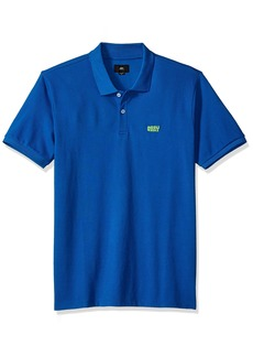 Obey Men's Mango Short Sleeve Polo Shirt  L