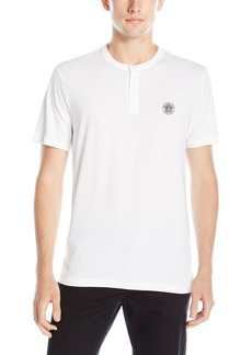 Obey Men's Mission Henley Shirt