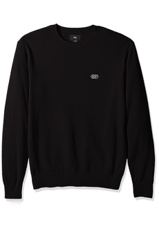 Obey Men's New Times Drifter Crew Neck Sweater