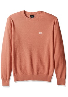 Obey Men's New Times Drifter Crew Neck Sweater  2XL