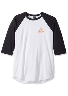 Obey Men's Next Round 2 Premium Raglan Shirt  2XL