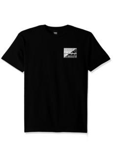 OBEY Men's No Escape Regular Fit T-Shirt  2XL