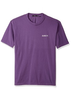 Obey Men's O.b.e.y. Pigment Tee  L