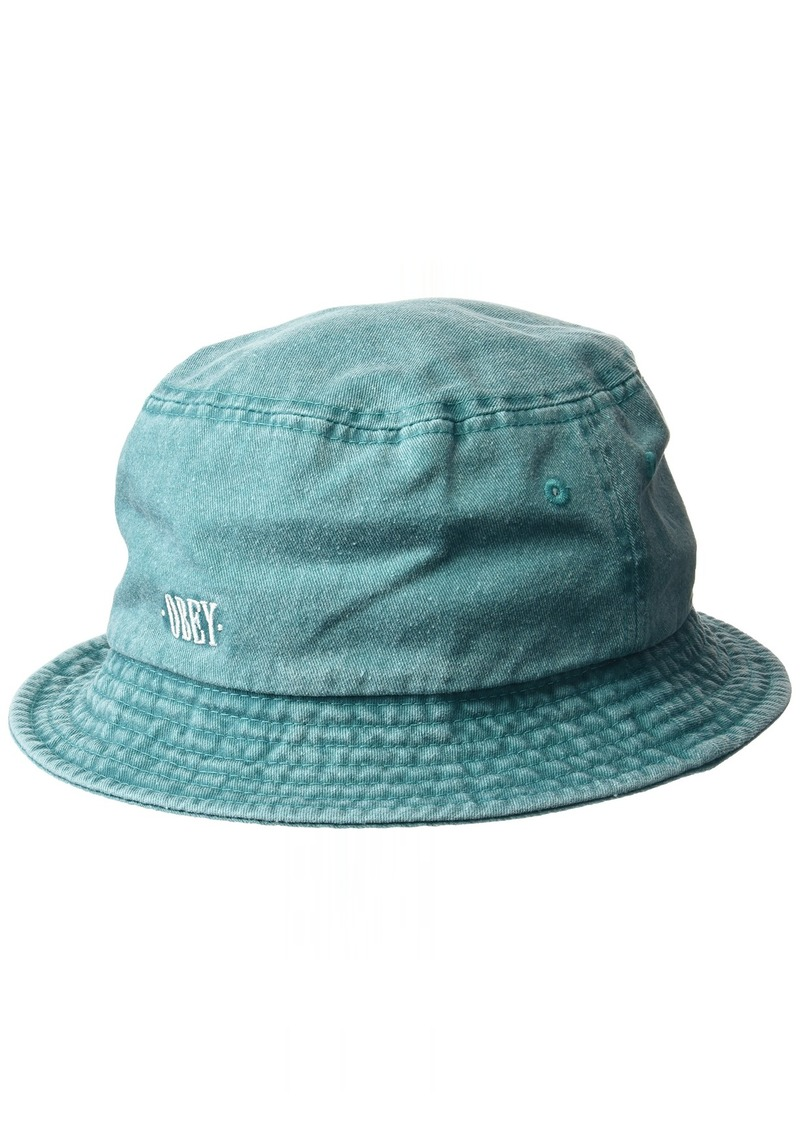 6e23229c087 spain obey uplands bucket hat a7f42 3d08e  discount mens respect twill bucket  hat o s. obey a9237 5e370