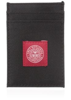 OBEY Men's Revolt Red Id Wallet