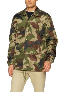 OBEY Men's Sanction Jacket camo S