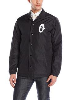 Obey Men's Sanders Coaches Jacket