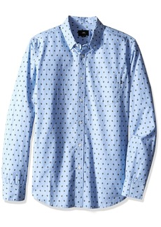 Obey Men's Syd Woven Shirt