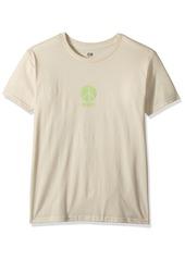 Obey Men's The Next Wave Short Sleeve T-Shirt  L