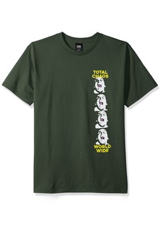 Obey Men's Total Chaos Tee  M