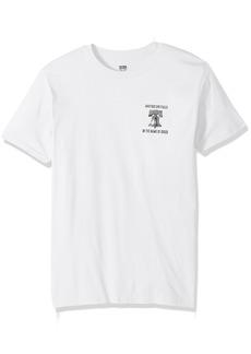 Obey Men's Uncle Sham Regular Fit Premium T-Shirt  M