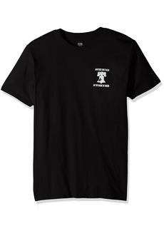 Obey Men's Uncle Sham Regular Fit Premium T-Shirt  S