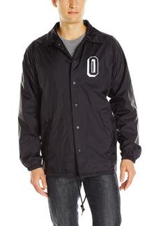 Obey Men's Varsity Coaches Jacket