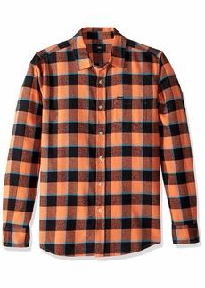 Obey Men's Ventura Long Sleeve Woven Shirt