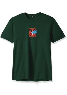 Obey Men's We Are All Screwed Pigment Tee  M