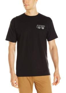OBEY Men's Wheels T-Shirt