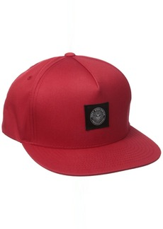 OBEY Men's Worldwide Seal Snapback Hat