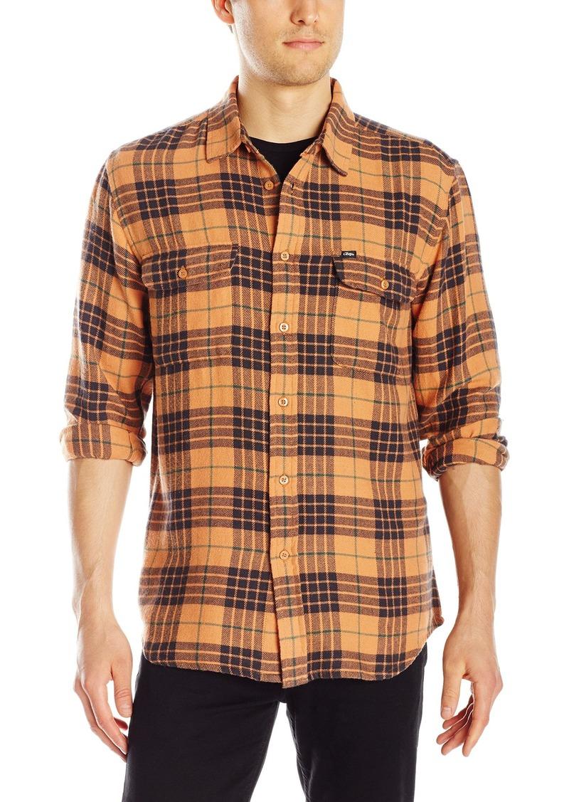 Obey Men's Wyatt Woven Shirt