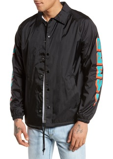 Obey New World 2 Coach's Jacket