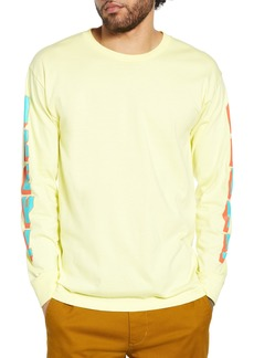 Obey New World 2 Long Sleeve T-Shirt