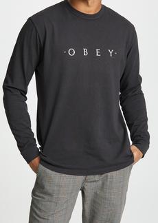 Obey Novel Obey Sweatshirt