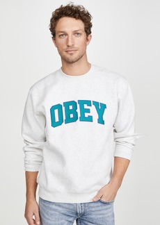 Obey Obey Sports II Crew Neck Sweatshirt