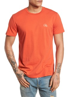 Obey Old Script Superior T-Shirt