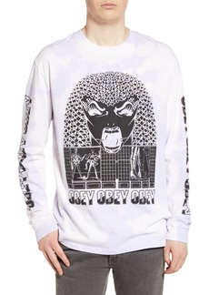 Obey Permapocalypse Bleach Long Sleeve T-Shirt