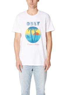 Obey Problems in Paradise Tee