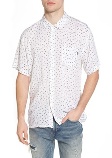 Obey Pumps Short Sleeve Shirt