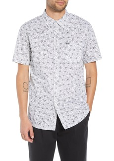 Obey Rosie Print Woven Shirt