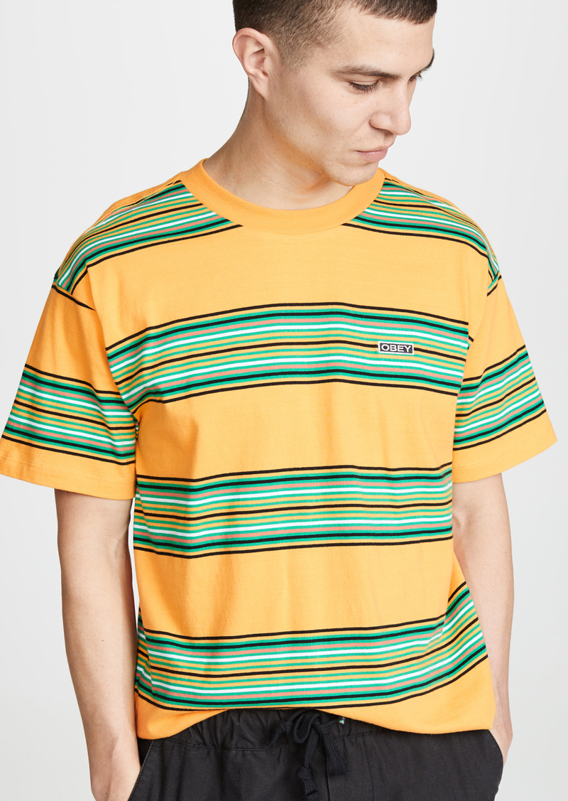 Obey Route Classic T-Shirt