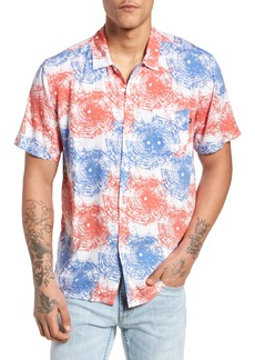 Obey Shattered Woven Shirt