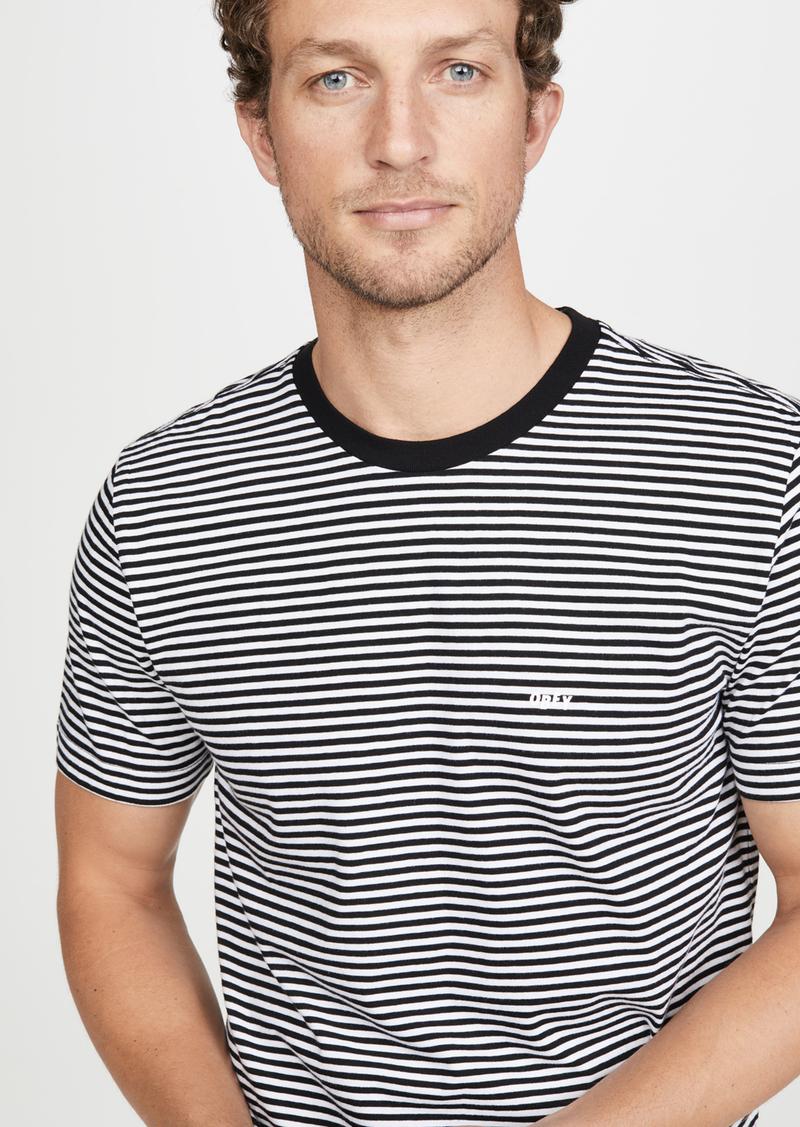 Obey Short Sleeve Apex T-Shirt