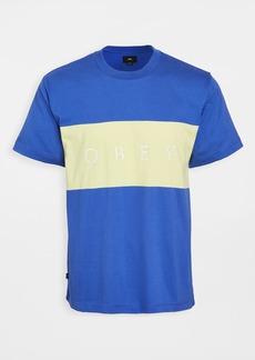 Obey Short Sleeve Buddy Tee Shirt