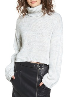 Obey Skelter Turtleneck Sweater