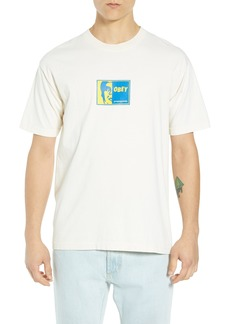 Obey Slap On Box T-Shirt