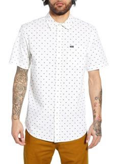 Obey Spy Print Woven Shirt