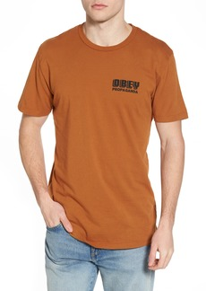 Obey Storefront Superior Graphic T-Shirt