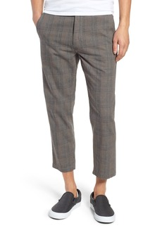Obey Straggler Glen Plaid Carpenter Pants