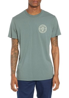 Obey Superior Dissent Standards T-Shirt