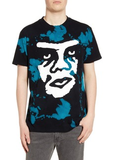 Obey The Creeper Bleach T-Shirt