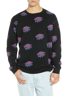 Obey Thorns Crewneck Sweatshirt