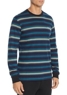 OBEY Waterfall Long-Sleeve Striped Tee