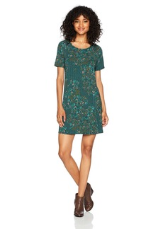 OBEY Women's Backbay Dress  L