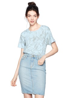 Obey Women's Backyard Top  S