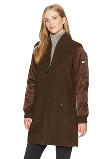 Obey Women's Birmingham Coat  XS