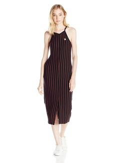 OBEY Women's Debbie Fitted Midi Dress