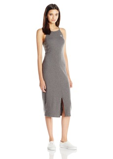OBEY Women's Debbie Fitted Midi Dress